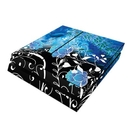 DecalGirl PS4-PCSKY Sony PS4 Skin - Peacock Sky (Skin Only)