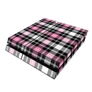 DecalGirl PS4-PLAID-PNK Sony PS4 Skin - Pink Plaid (Skin Only)