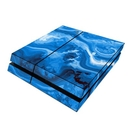 DecalGirl PS4-SAPPAG Sony PS4 Skin - Sapphire Agate (Skin Only)