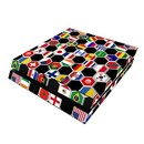 DecalGirl PS4-SFLAGS Sony PS4 Skin - Soccer Flags (Skin Only)