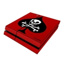 DecalGirl PS4-SFLT-RED Sony PS4 Skin - SOFLETE Red Logo (Skin Only)