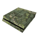 DecalGirl PS4-SFLT-TROPCAM Sony PS4 Skin - SOFLETE Tropical Multicam (Skin Only)