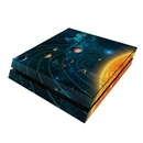 DecalGirl PS4-SOLARSYST Sony PS4 Skin - Solar System (Skin Only)