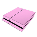 DecalGirl Sony PS4 Skin - Solid State Pink (Skin Only)