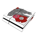 DecalGirl PS4-THEELE Sony PS4 Skin - The Elephant (Skin Only)