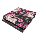 DecalGirl PS4-UNIROSECHAR Sony PS4 Skin - Unicorns and Roses (Skin Only)