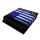 DecalGirl PS4-USAF-FLAG Sony PS4 Skin - USAF Flag (Skin Only)