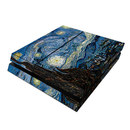 DecalGirl Sony PS4 Skin - Starry Night (Skin Only)