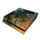 DecalGirl PS4-WINGSDEATH Sony PS4 Skin - Wings of Death (Skin Only)