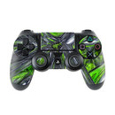 DecalGirl Sony PS4 Controller Skin - Emerald Abstract (Skin Only)