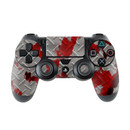 DecalGirl Sony PS4 Controller Skin - Accident (Skin Only)