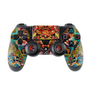 DecalGirl Sony PS4 Controller Skin - Asian Crest (Skin Only)
