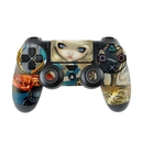 DecalGirl PS4C-ALICEDALI Sony PS4 Controller Skin - Alice in a Dali Dream (Skin Only)
