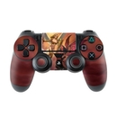 DecalGirl PS4C-ANGVSDEM Sony PS4 Controller Skin - Angel vs Demon (Skin Only)