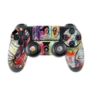 DecalGirl PS4C-BAMELT Sony PS4 Controller Skin - Battery Acid Meltdown (Skin Only)