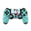 DecalGirl PS4C-BEYOUNI Sony PS4 Controller Skin - Be You Unicorn (Skin Only)