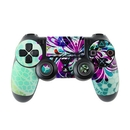 DecalGirl PS4C-BFLYGLASS Sony PS4 Controller Skin - Butterfly Glass (Skin Only)