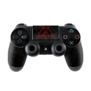 DecalGirl PS4C-BLKSTONE Sony PS4 Controller Skin - Black Stone (Skin Only)