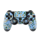 DecalGirl PS4C-BLUEDAISY Sony PS4 Controller Skin - Blue Daisy (Skin Only)