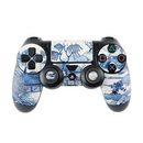 DecalGirl PS4C-BLUEWILLOW Sony PS4 Controller Skin - Blue Willow (Skin Only)