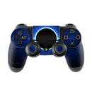 DecalGirl Sony PS4 Controller Skin - Blue Star Eclipse (Skin Only)