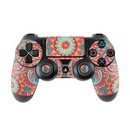 DecalGirl PS4C-CARNIVALPAISLEY Sony PS4 Controller Skin - Carnival Paisley (Skin Only)