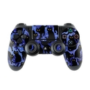 DecalGirl PS4C-CATSIL Sony PS4 Controller Skin - Cat Silhouettes (Skin Only)