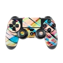 DecalGirl PS4C-CHKSTRP Sony PS4 Controller Skin - Check Stripe (Skin Only)