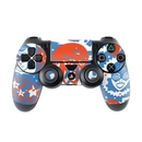 DecalGirl PS4C-COMHERO Sony PS4 Controller Skin - Comic Hero (Skin Only)