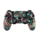 DecalGirl PS4C-CRAZYPAISLEY Sony PS4 Controller Skin - Crazy Daisy Paisley (Skin Only)