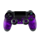 DecalGirl PS4C-CRYST-PRP Sony PS4 Controller Skin - Dark Amethyst Crystal (Skin Only)