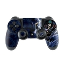 DecalGirl PS4C-DEATHDRUMMER Sony PS4 Controller Skin - Death Drummer (Skin Only)