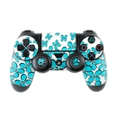 DecalGirl PS4C-DFIELD-TEAL Sony PS4 Controller Skin - Daisy Field - Teal (Skin Only)