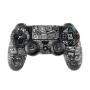 DecalGirl PS4C-DISTACTBW Sony PS4 Controller Skin - Distraction Tactic B&W (Skin Only)