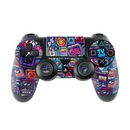 DecalGirl PS4C-DISTACT Sony PS4 Controller Skin - Distraction Tactic (Skin Only)