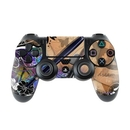 DecalGirl PS4C-DRMFLWR Sony PS4 Controller Skin - Dream Flowers (Skin Only)