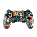 DecalGirl PS4C-EFFOFF Sony PS4 Controller Skin - Eff Right Off (Skin Only)