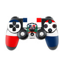 DecalGirl Sony PS4 Controller Skin - Dominican Republic Flag (Skin Only)