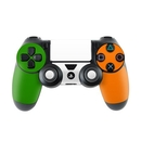 DecalGirl PS4C-FLAG-IRELAND Sony PS4 Controller Skin - Irish Flag (Skin Only)