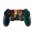 DecalGirl PS4C-GFIREFLY Sony PS4 Controller Skin - Gypsy Firefly (Skin Only)