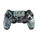 DecalGirl PS4C-GGLACIERMARB Sony PS4 Controller Skin - Gilded Glacier Marble (Skin Only)