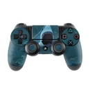 DecalGirl PS4C-GREATWHITE Sony PS4 Controller Skin - Great White (Skin Only)