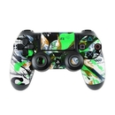 DecalGirl PS4C-GRN1 Sony PS4 Controller Skin - Green 1 (Skin Only)