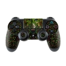 DecalGirl PS4C-GRNWMN Sony PS4 Controller Skin - Green Woman (Skin Only)