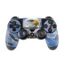 DecalGirl PS4C-GUARDEAGLE Sony PS4 Controller Skin - Guardian Eagle (Skin Only)