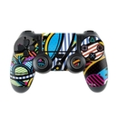 DecalGirl PS4C-HHOOPS Sony PS4 Controller Skin - Hula Hoops (Skin Only)