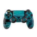DecalGirl PS4C-HITTHEWAVES Sony PS4 Controller Skin - Hit The Waves (Skin Only)