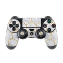 DecalGirl PS4C-HONEYMRB Sony PS4 Controller Skin - Honey Marble (Skin Only)