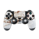 DecalGirl PS4C-HZLMRB Sony PS4 Controller Skin - Hazel Marble (Skin Only)