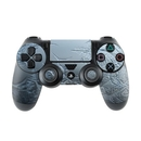 DecalGirl PS4C-ICY Sony PS4 Controller Skin - Icy (Skin Only)